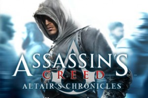 Jeux: Assassin's Creed Altair Chronicles sur Windows Phone 7
