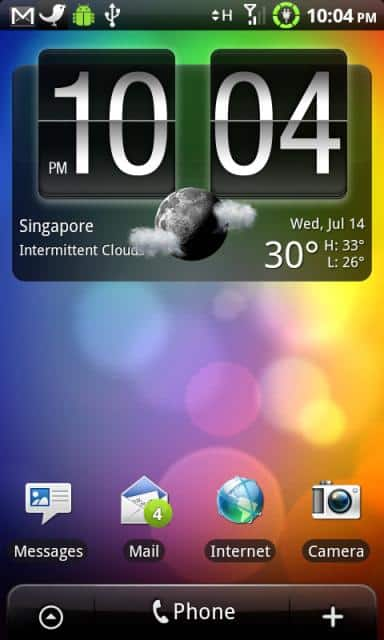 FROYO] HTC EXPRESSO STYLE SENSE Android 2.2 v0.1.Now at version v0.1