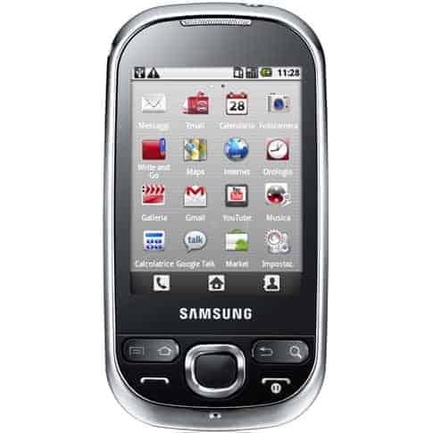Samsung Galaxy 5 i5500 Corby Smartphone