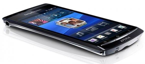 sony ericsson arc colours. Video:The Sony Ericsson
