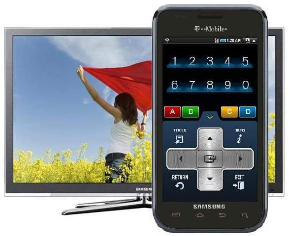 Samsung Android App Now Can Control Your Tv