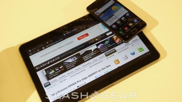 samsung galaxy tab 8.9. Samsung Galaxy Tab 8.9 Coming