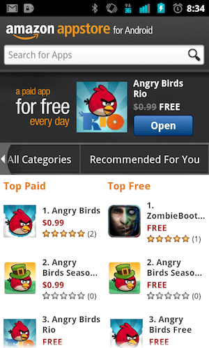 Amazon App Store For. Is The Amazon Appstore Better