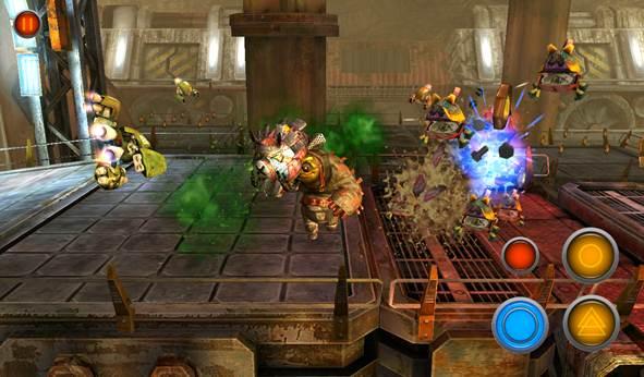 Bounty-Arms-THD E3 2012: Resumo da Feira / Melhores jogos para iPad, iPhone e Android