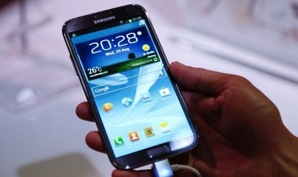 Featured: O2, Vodafone, And Three Get The Long Awaited Galaxy Note 2