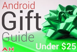 Top Android 10 Gifts Under $25