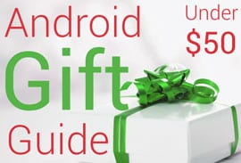 Top Android 10 Gifts Under $50
