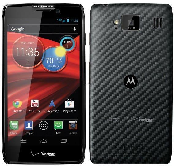 Phone Wars Samsung Galaxy S3 Vs Motorola Droid Razr Maxx