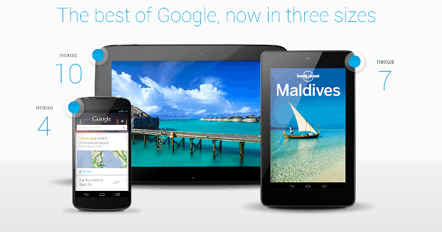 Google Nexus Brand