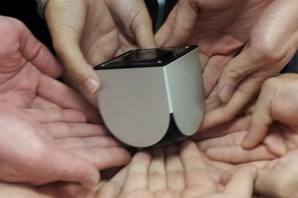 Ouya-in-hands