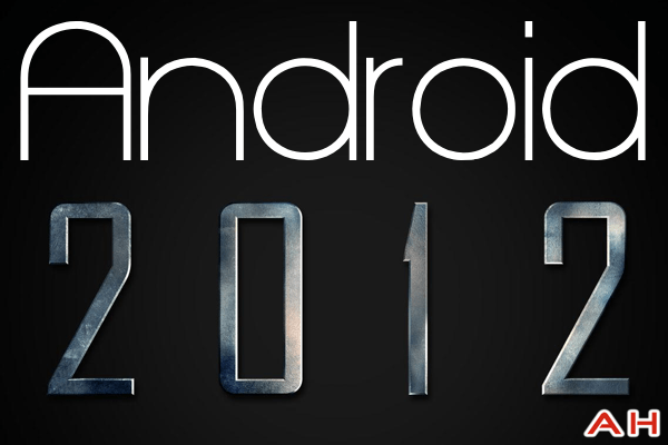 android 2012 year in review