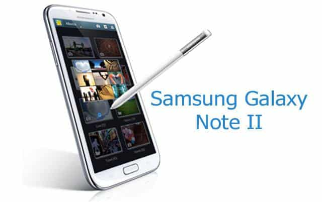 Samsung-Galaxy-Note-2 Pen Screen