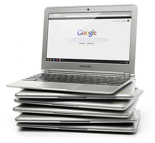 Chromebook Stacks