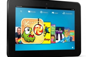 Amazon To Make Room For A 10.1 Inch Kindle Fire On It's Virtual Shelves