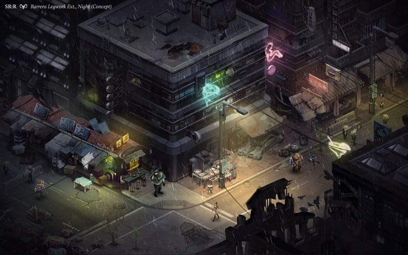 Shadowrun Returns Delayed, But More Information On The Game Surfaces