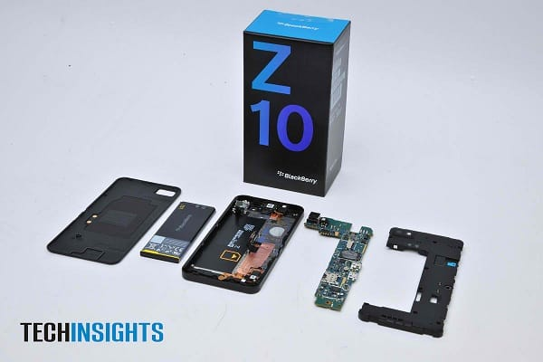 Z10-teardown
