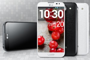 LG's Optimus G Pro Hitting AT&T Store Shelves Next Month To Compete with the Galaxy Note 2 and Galaxy S4
