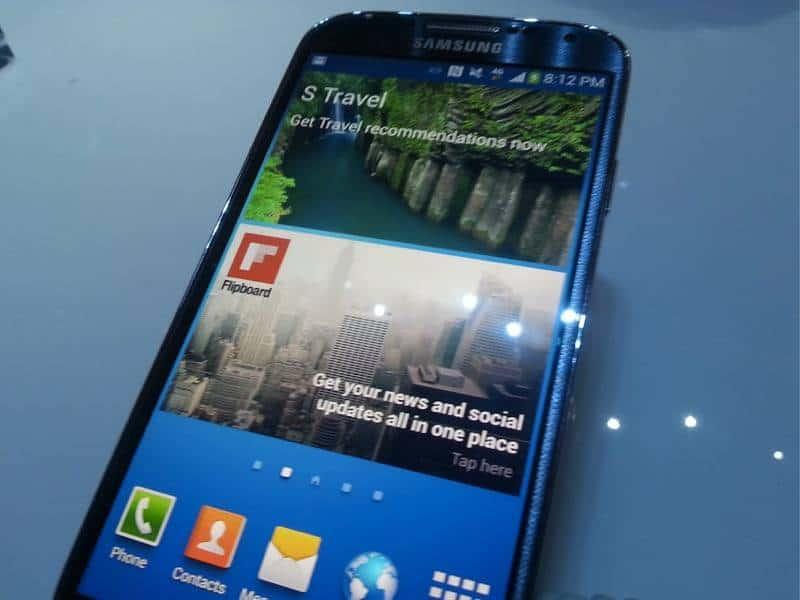 Samsung Galaxy s4 SiV 2