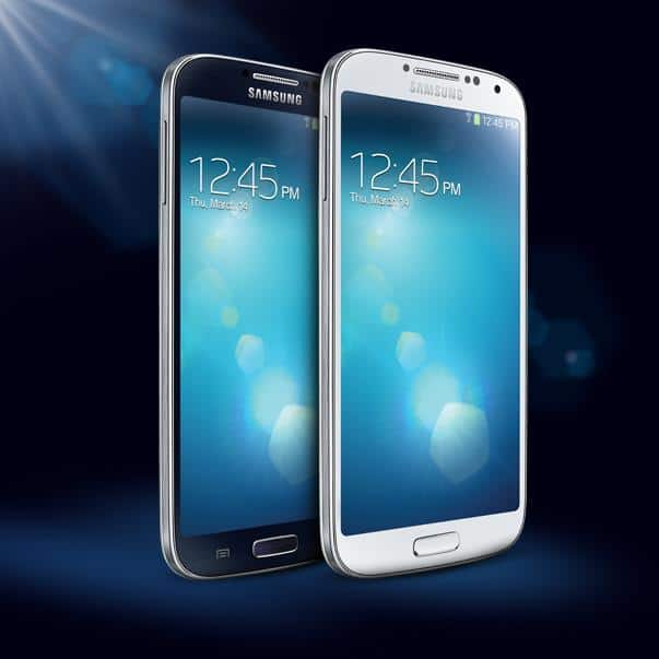 Galaxy S4 Two Colors