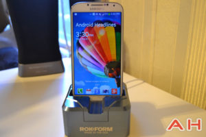 Featured Review: RokDock for the Galaxy S4 from RokForm