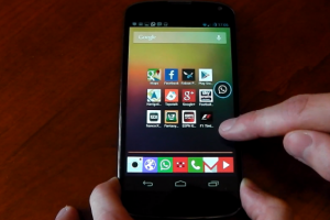 Paranoid Android Halo Notification Switcher Gets Demoed