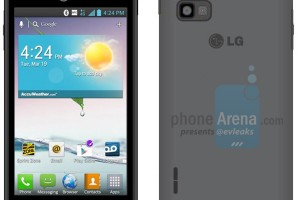 Here's the LG Optimus F3 For Sprint – But Will It Still be the Optimus F3 Come Launch?