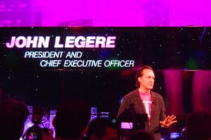 Legere Explains T-Mobile's Strategy: Do Anything for Attention