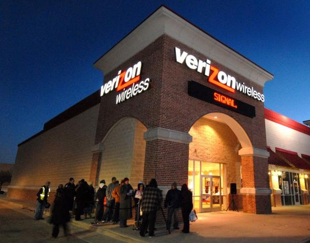 Verizon Store Arlington Texas