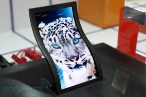 LG Shows off 5-inch Flexible Plastic OLED Display at SID 2013