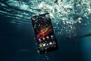 Sony Unveil Xperia ZR; More Waterproof Xperia Z For Underwater Snappers