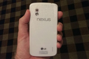 Rumor: Android 4.3 and White Nexus 4 Coming June 10th?