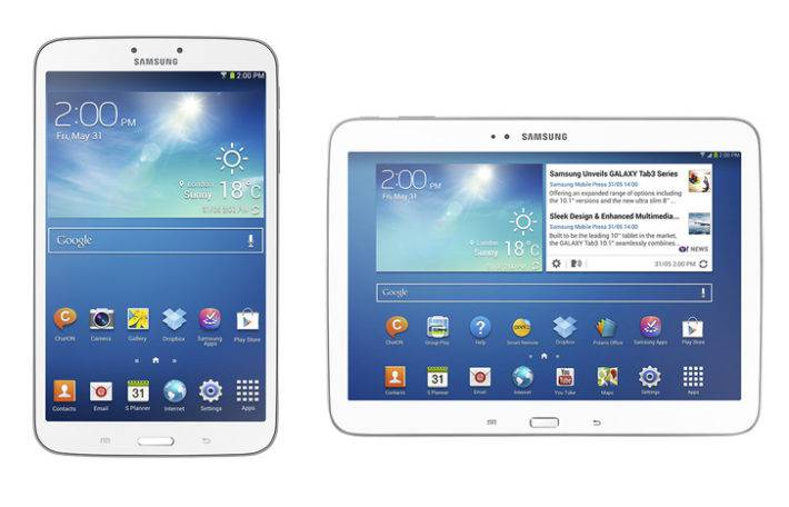 Samsung Galaxy Tab 3 Series Announced: 8-Inch & 10.1-Inch Launching In Early June