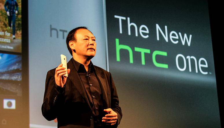 Peter Chow HTC One
