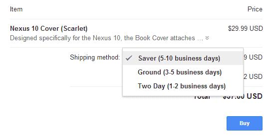 Saver Shipping