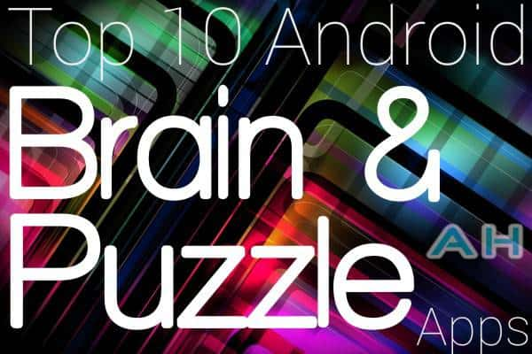 Top 10 Best Android Brain and Puzzle Apps