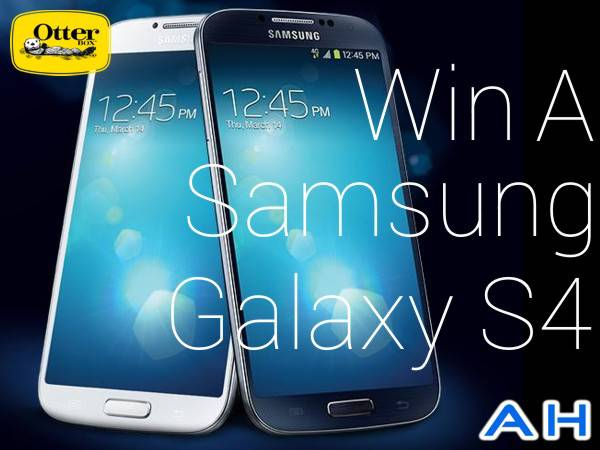 Win a Samsung Galaxy S4 Contest