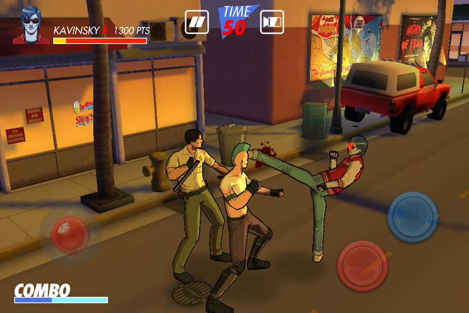 Kavinsky Android Game 1