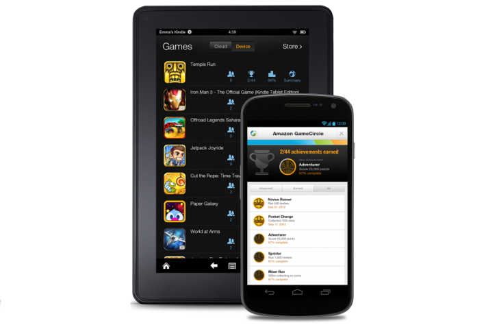 Amazon's GameCircle Now Available for All Android Devices, Game On Folks