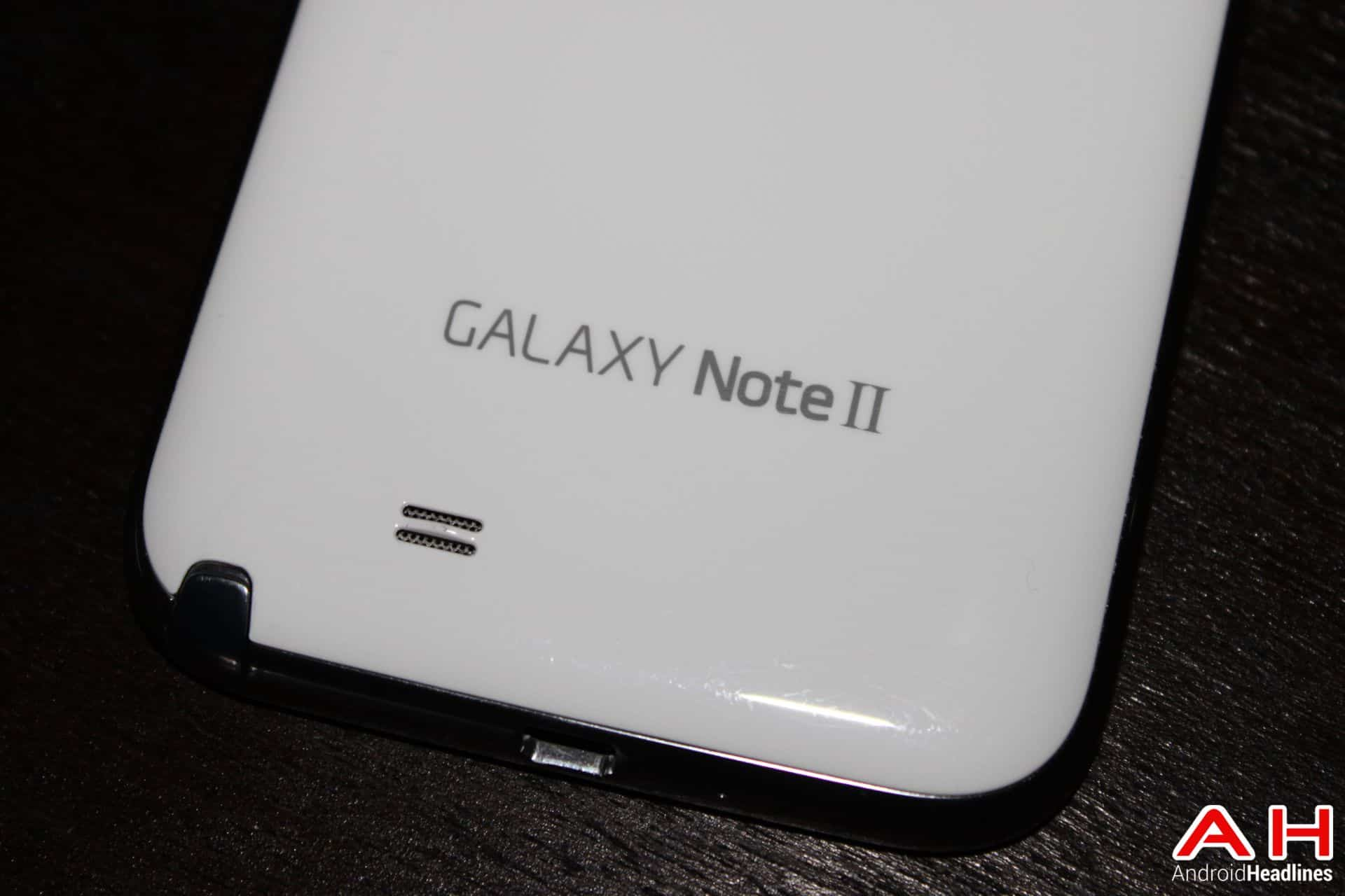 AH Samsung Galaxy Note 2 Logo 2.3