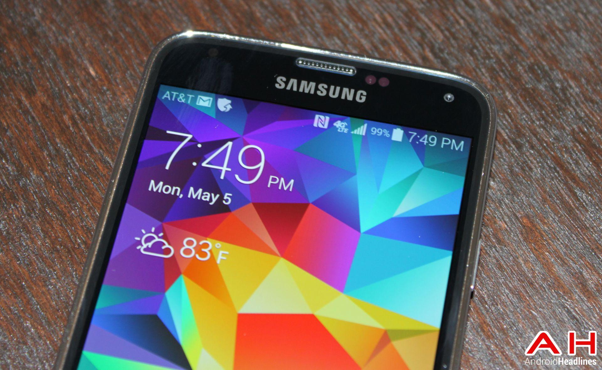 AH Samsung Galaxy S5 Logo 2.4