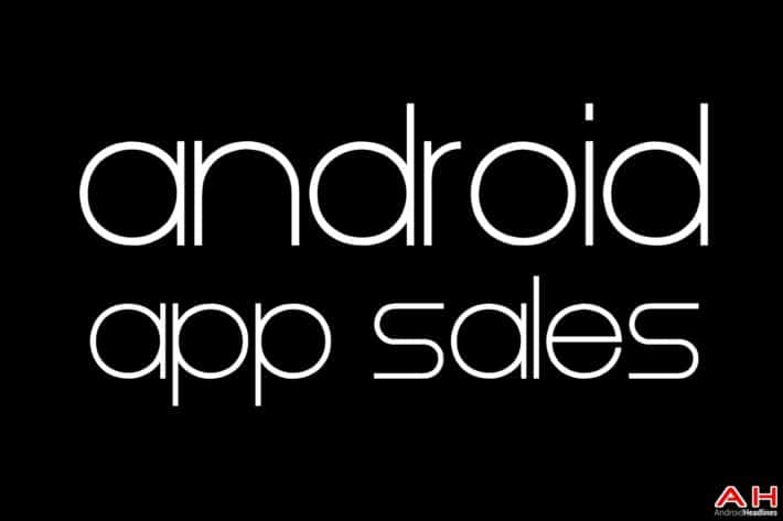 Android App & Game Sales – January 23rd, 2015