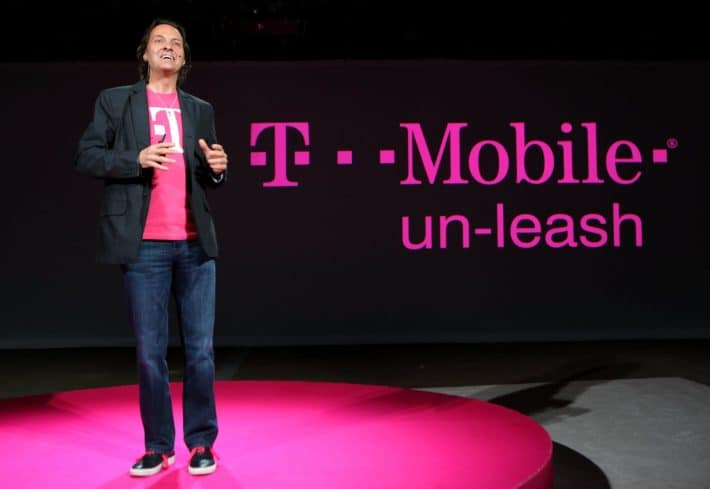T-Mobile Rewards John Legere With Salary Raise, Contract Extension And Bonus Incentive Increases