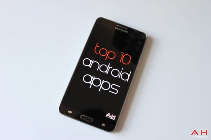 Top 10 Best Android Apps Monthly: January 2015
