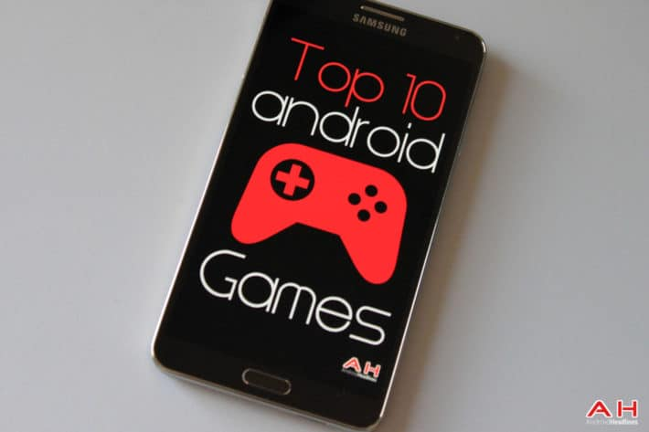 Top 10 Best Android Games: January 2015