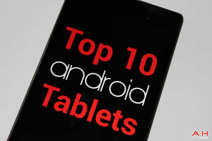 Top 10 Best Android Tablets Buyers Guide: June 2014 Edition