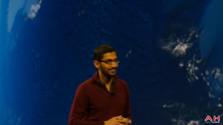 Sundar Pichai Confirms Google is Working Towards Operating Their Own Wireless Network