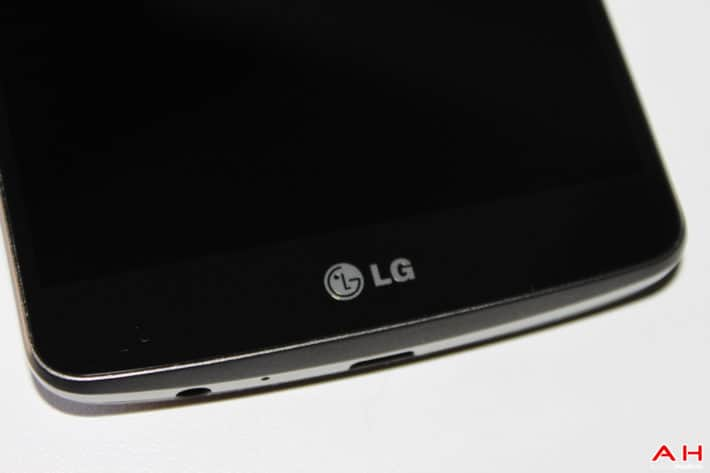Leaked Information Suggests That The LG G4 Might Feature A 3K Display