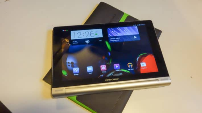 Featured Review: Lenovo Yoga 10 HD+