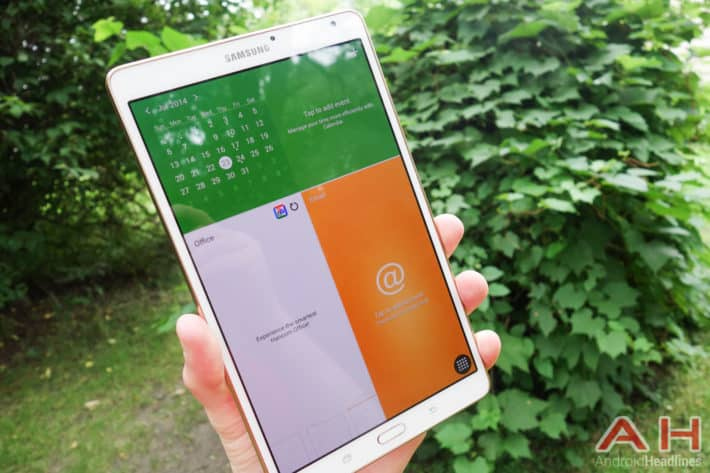 Enter the Samsung Galaxy Tab S 8.4 Giveaway!