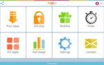 Famigo App for Child Menu 1